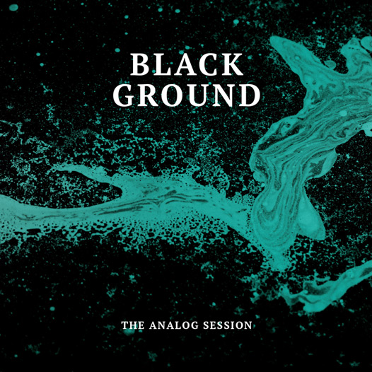 The Analog Session Black Ground