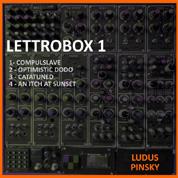 Ludus Pinsky - Lettrobox 1 - Hot Elephant Music